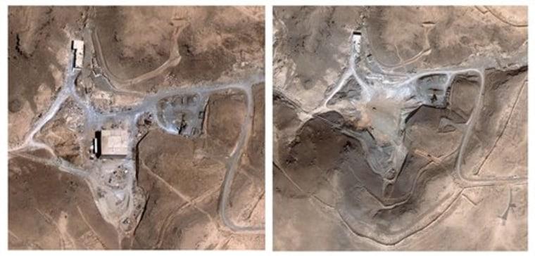 Syria North Korea Nuclear
