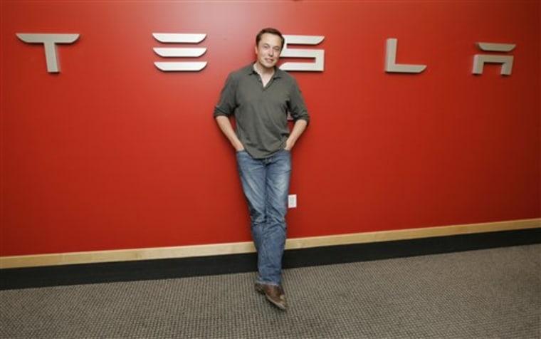 Tesla Founders Fight