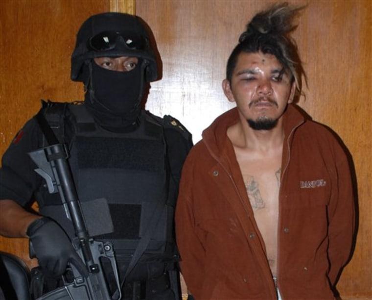 Mexico US Woman Slain