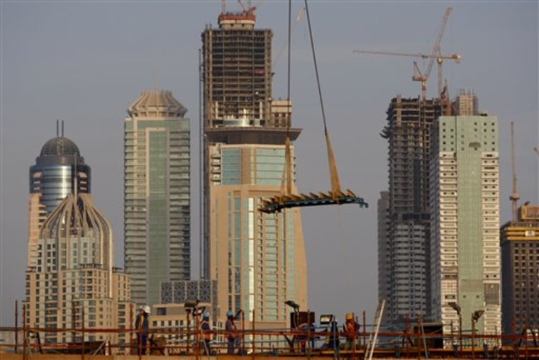 Dubai Debt Fallout