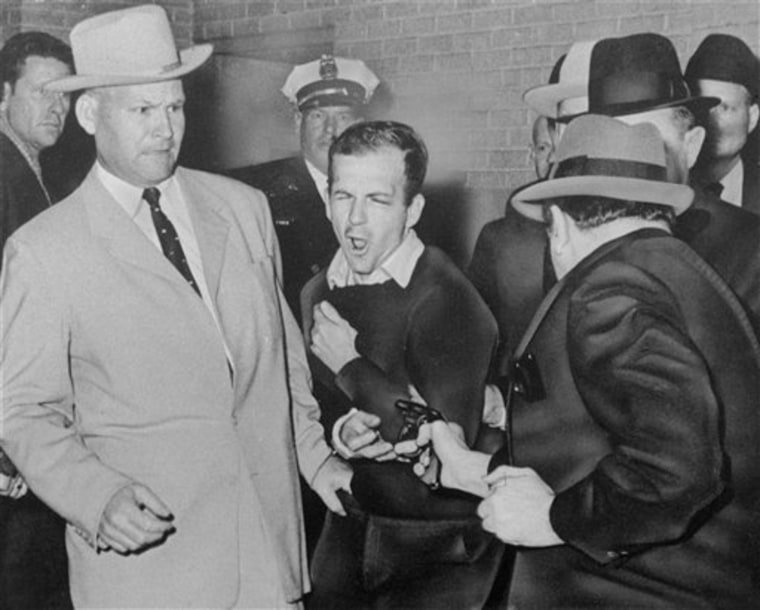 Handcuffed To Oswald