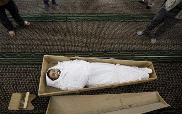 Iraq Candidate Killed
