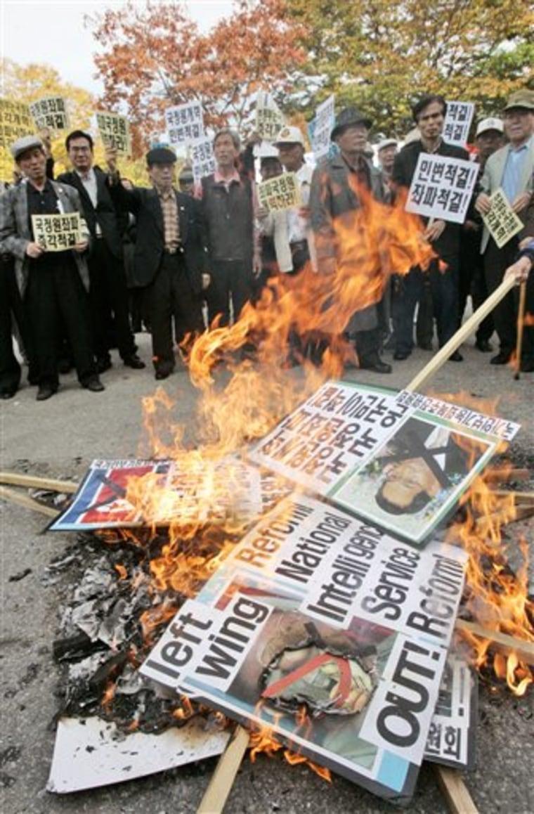 South Korea Koreas Kim Jong Il