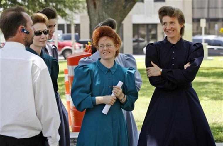 ADDITION Polygamist Retreat