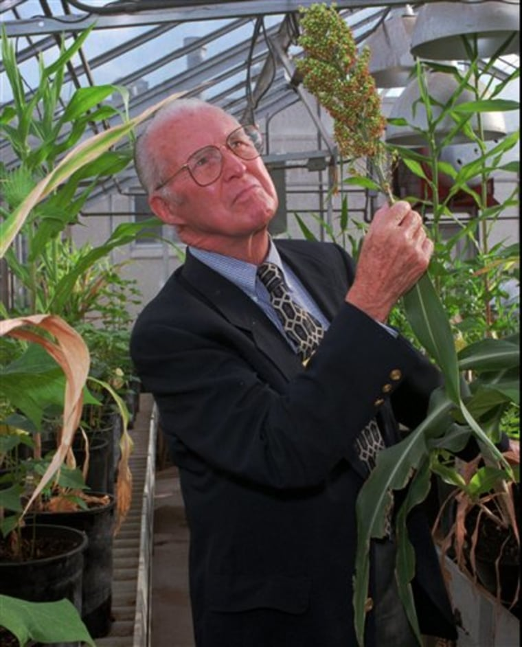 Obit Borlaug