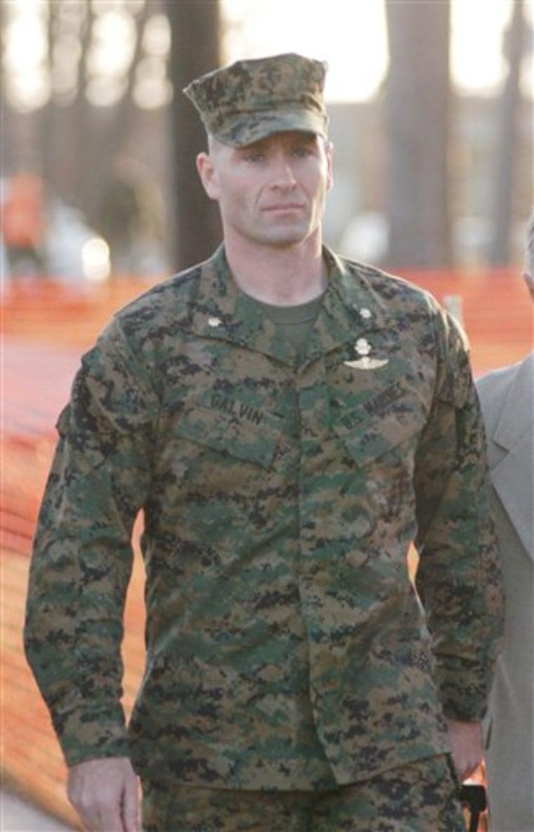 Afghan Marines Shooting