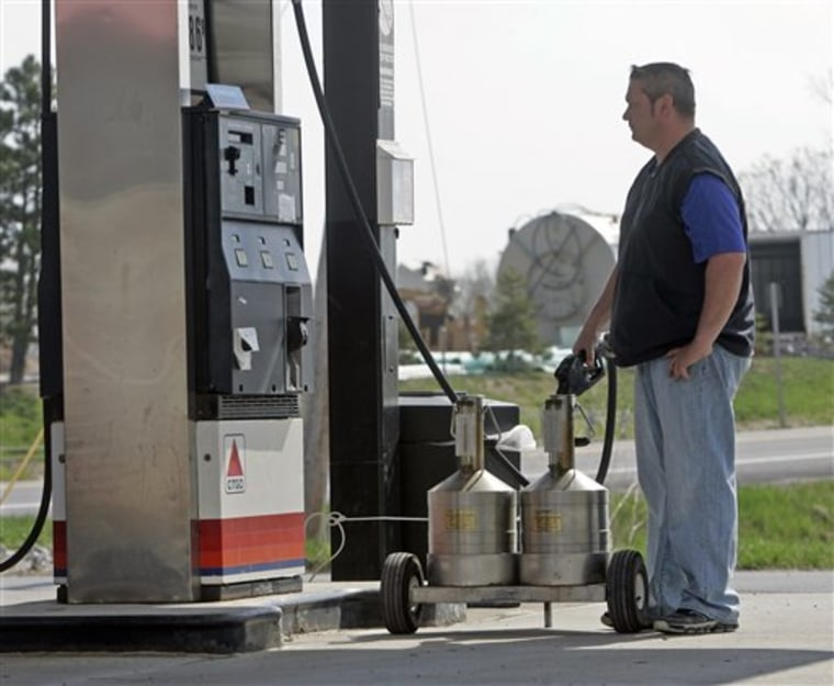 Bad Gas Pumps