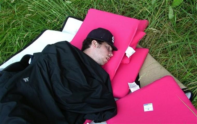Sleeping on Loot