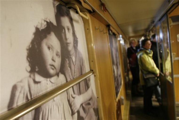 Germany Holocaust Train