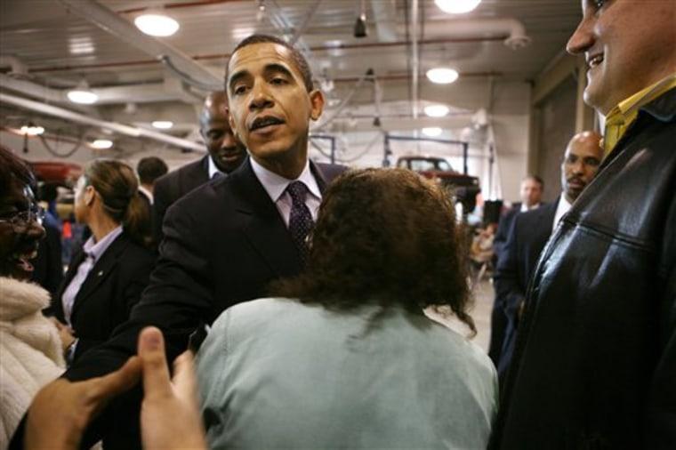 Obama 2008 Iowa