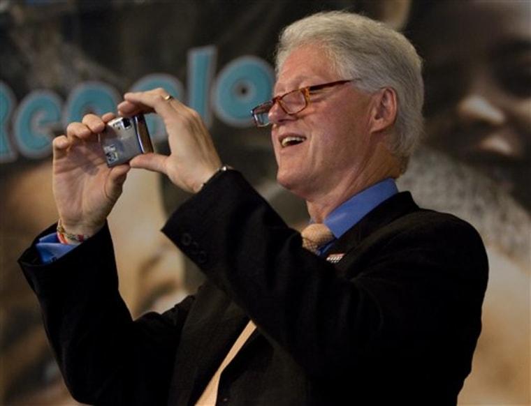 Puerto Rico Campaign 2008 Bill Clinton