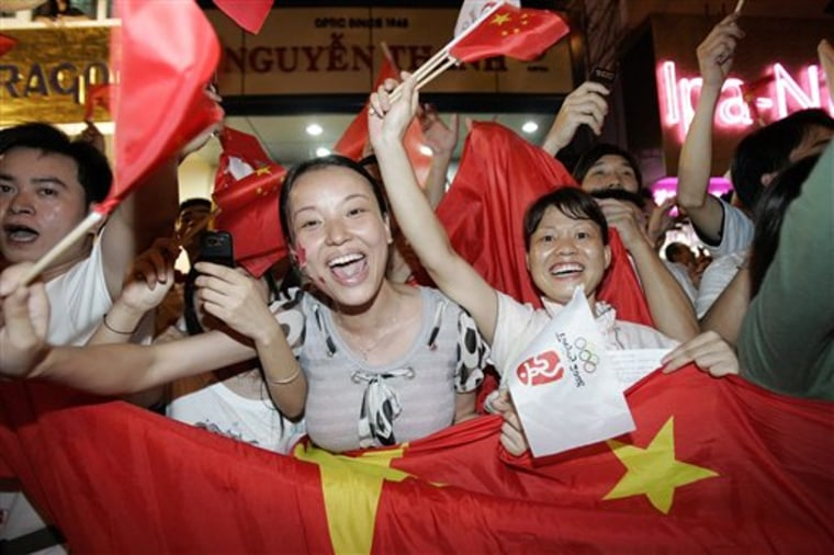 Vietnam Olympic Torch