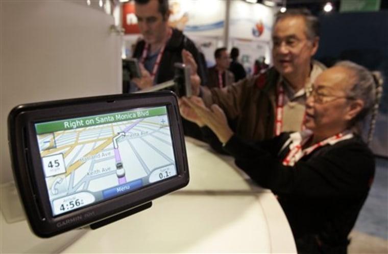 Gadget Show GPS