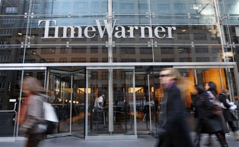 Earns Time Warner