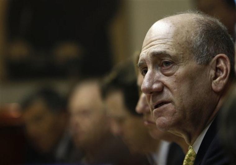Israel Olmert