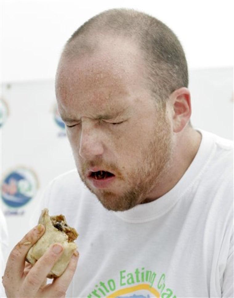 Burrito Contest