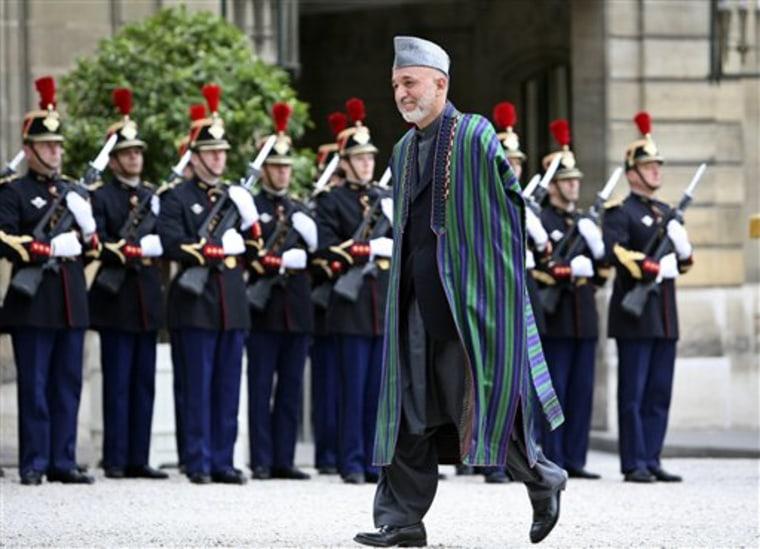 Karzais Cachet