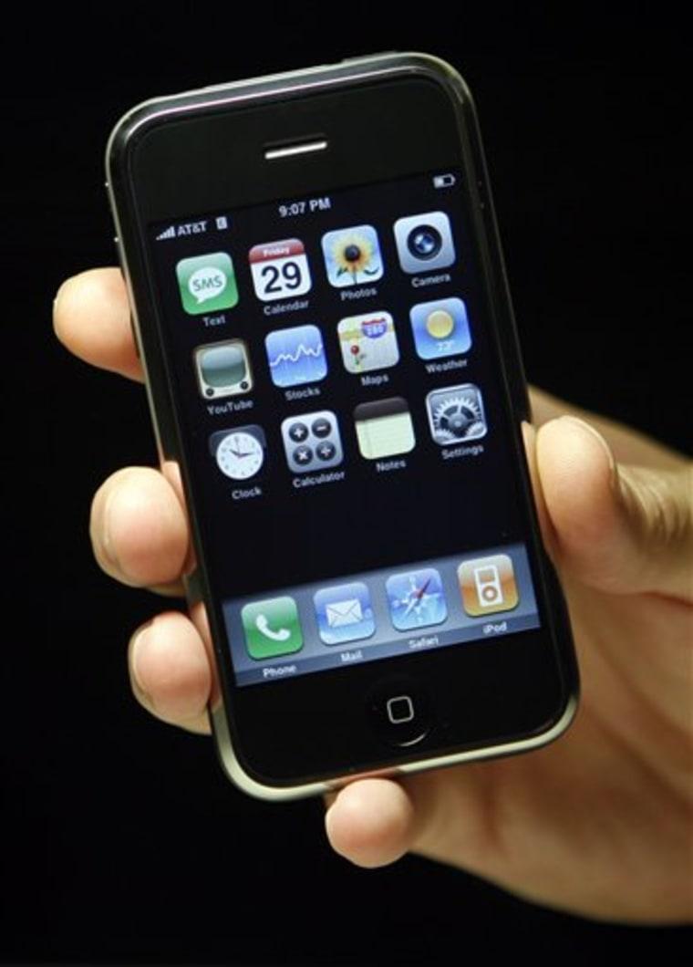 Apple iPhone Britain