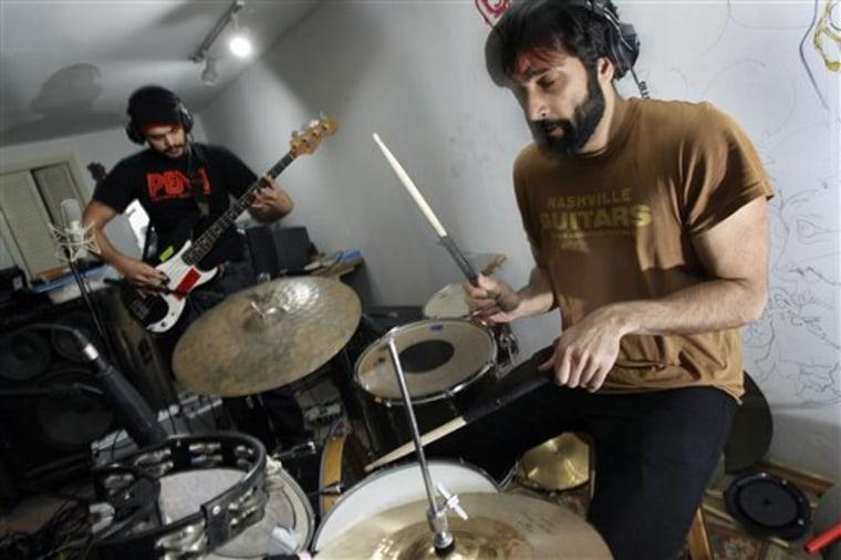 Muslim Hindu Punks