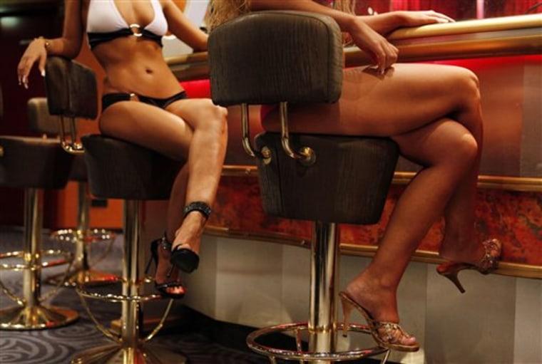 Germany Economy Prostitution