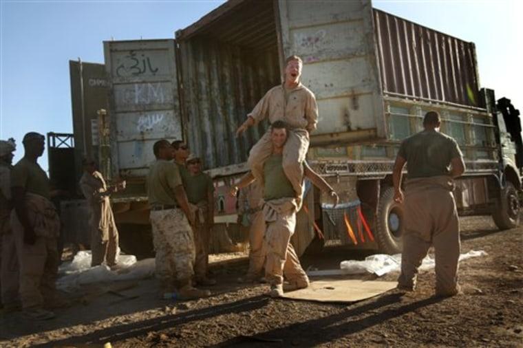 Afghanistan U.S. Marines