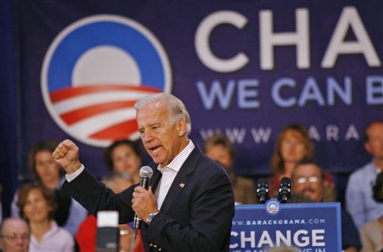 Obama Biden 2008