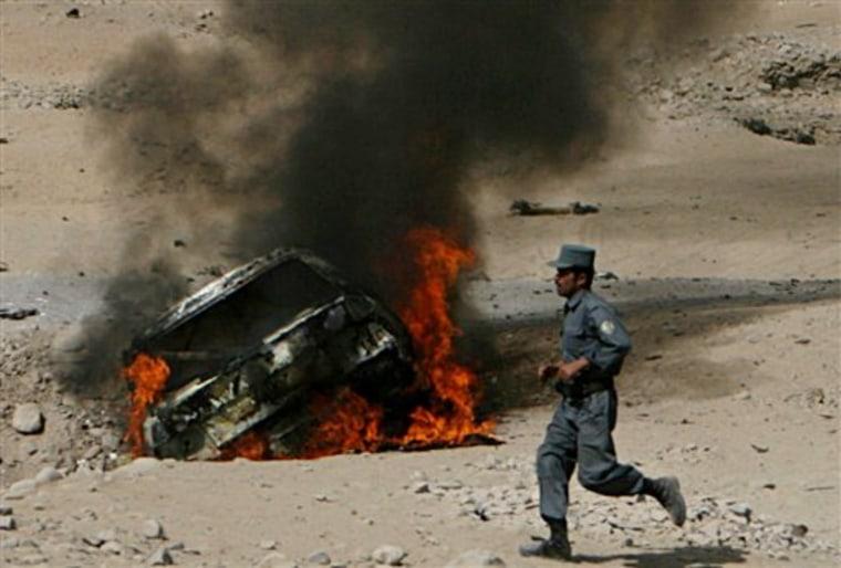 Afghan Deadlier Bombs