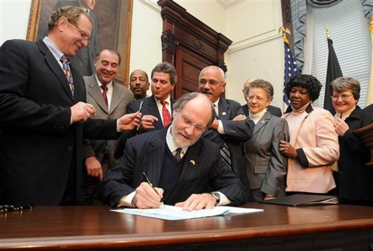 Death Penalty New Jersey