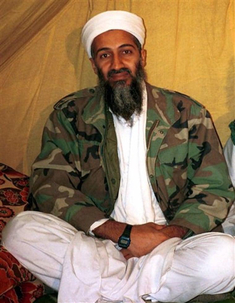 Bin Laden Message