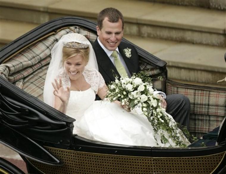 BRITAIN ROYAL MARRIAGE