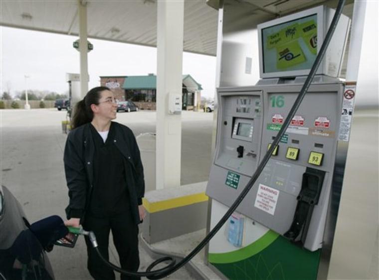 Gas Prices Retailers Lose