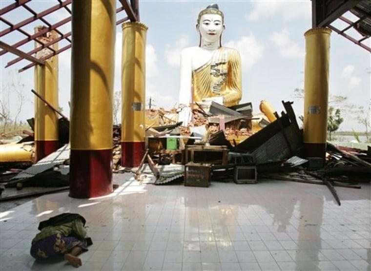 Myanmar Cyclone