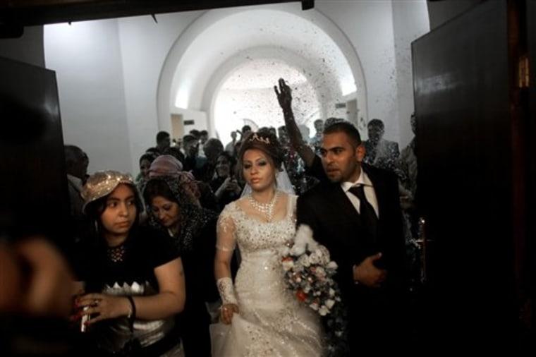 ADDITION Iraq Wedding Boom