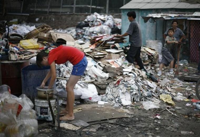 Decades End Chinas Rise