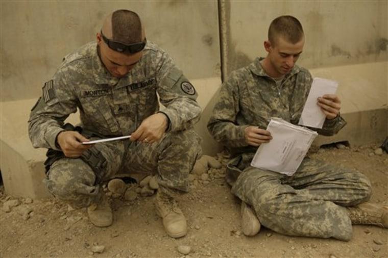 Iraq Voting From War