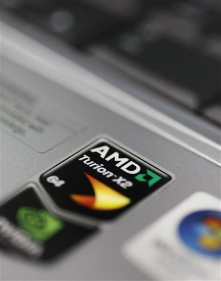 Intel AMD Settlement