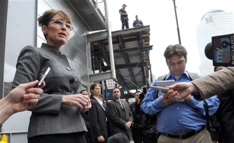 McCain 2008 Palin Ground Zero