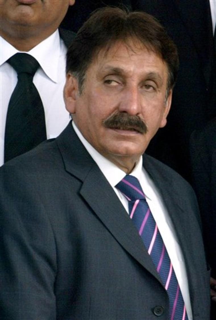 Pakistan Chief Justice