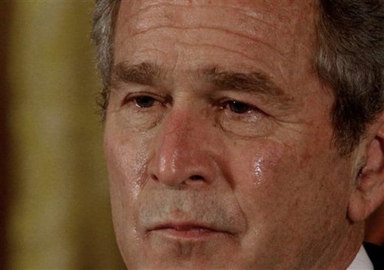 APTOPIX Bush Medal of Honor