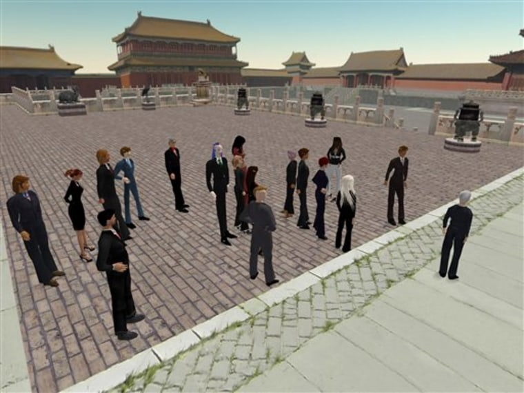 VIRTUAL WORLD GUIDELINES