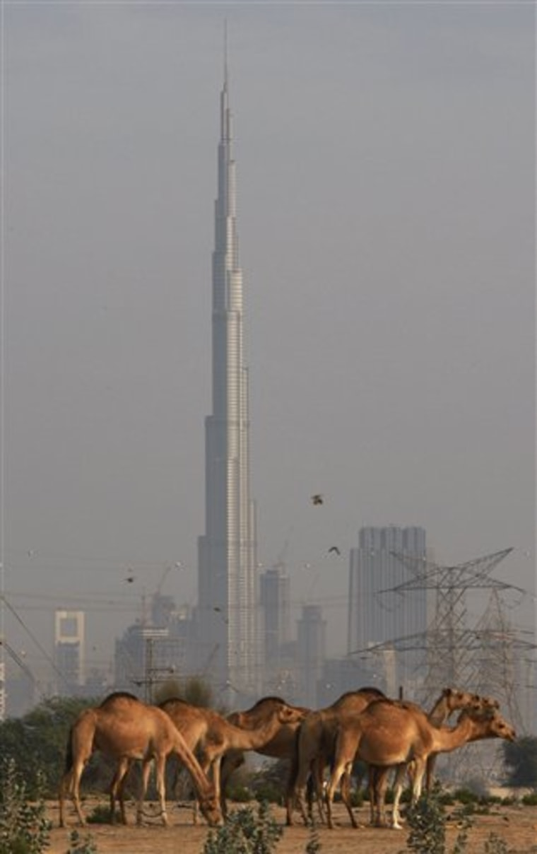 Dubai World's call for more time is seen by many analysts as a classic case of over-extension — a tale of a city-state whose dreams for development propelled it to stardom with its indoor ski-slopes, man-made islands and world's tallest tower.