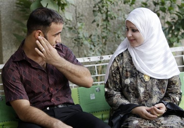 Iraq Mixed Marriages