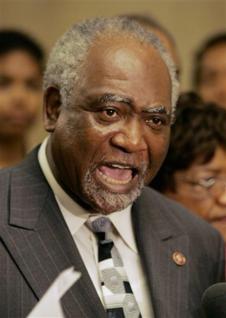 Racial Profiling Congressman
