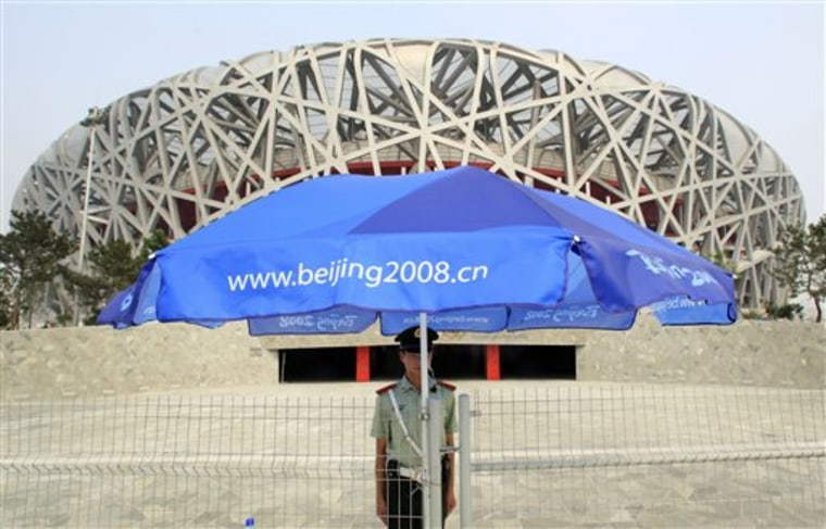 APTOPIX China Olympics