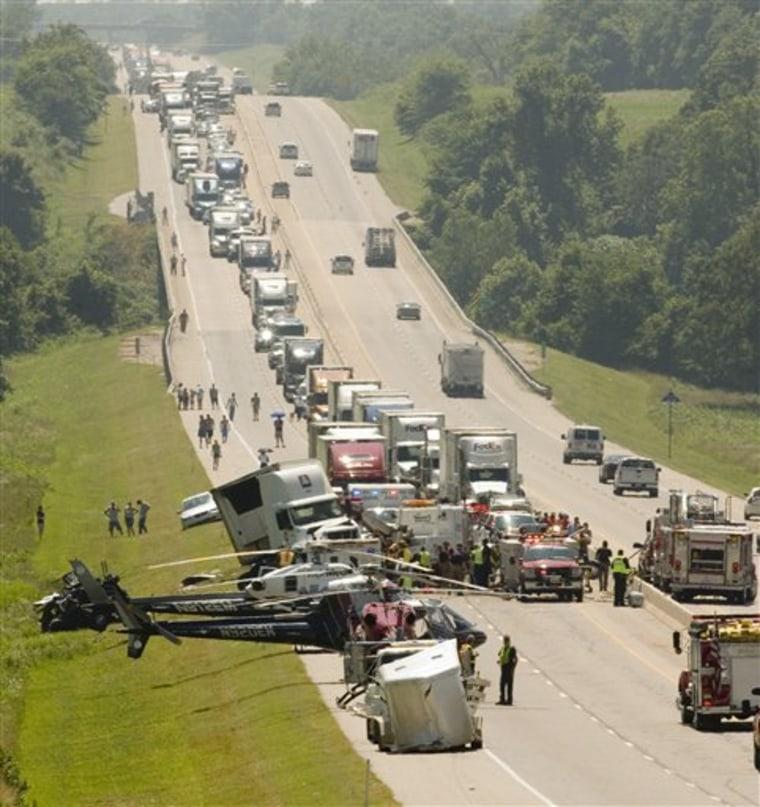 Oklahoma Turnpike Deaths