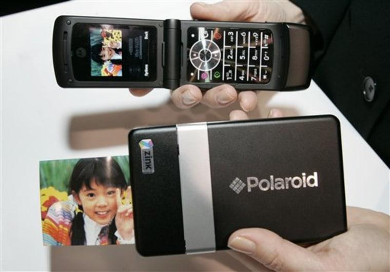 Gadget Show Mobile Printing
