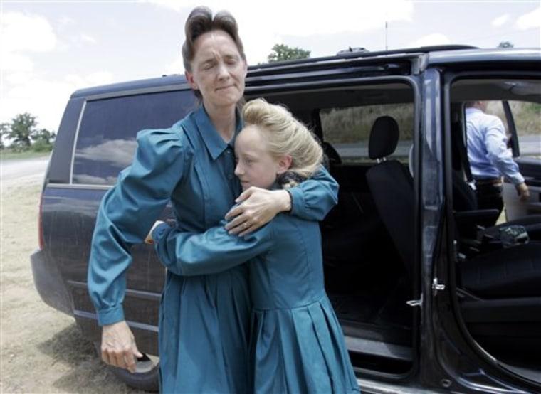 YE Polygamist Retreat