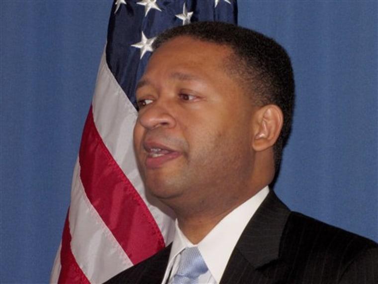 Alabama Black Governor
