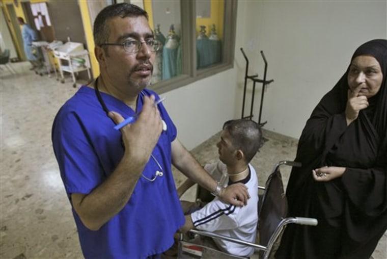 Iraq Doctors Return