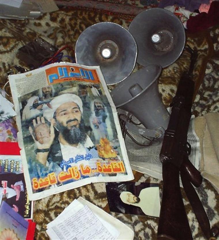 Iraq-Al Qaida's Fighters